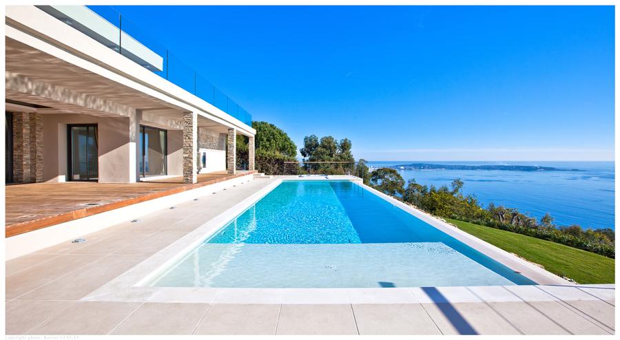 villa contemporaine pour production photographique a nice Repérages ...