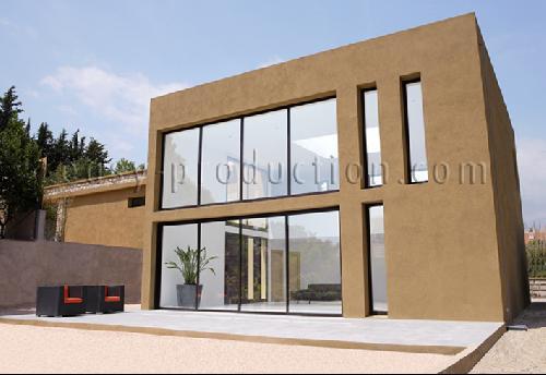 maison paca location vacances maison terrasse devant chambre du bas with maison paca solide. Black Bedroom Furniture Sets. Home Design Ideas