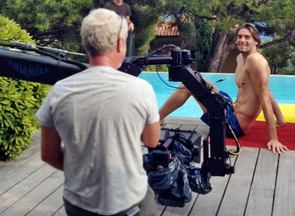 tournage pour