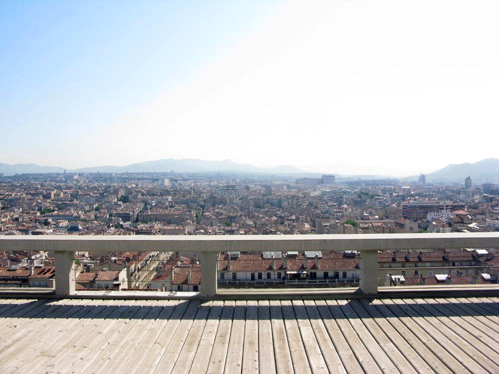 terrasse pour production photo marseille