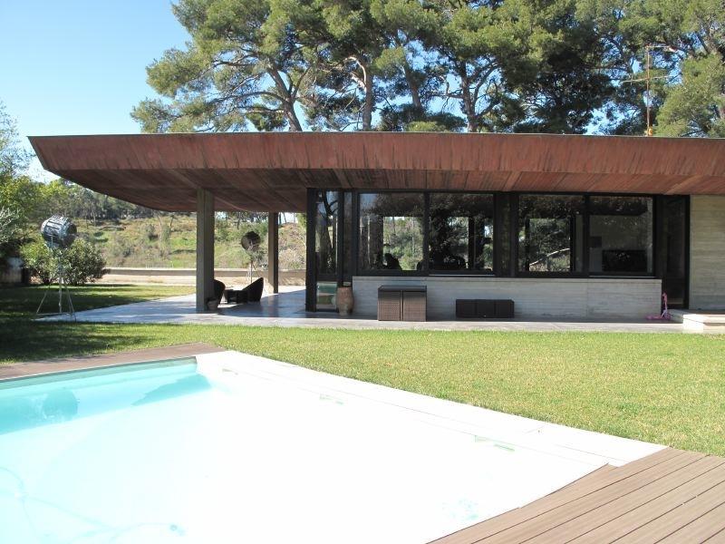 maison contemporaine pour prises de vues photos marseille
