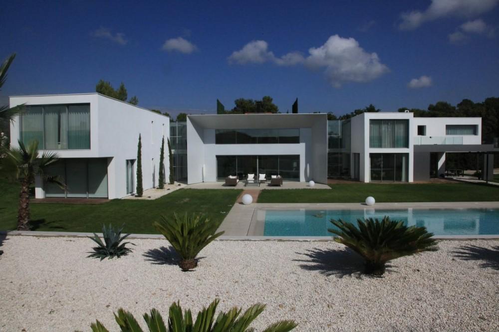 où trouver une maison contemporaine pour un tournage à cannes