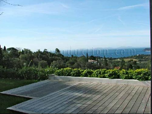 Maison contemporaine à louer pour vos productions photos à Saint Tropez
