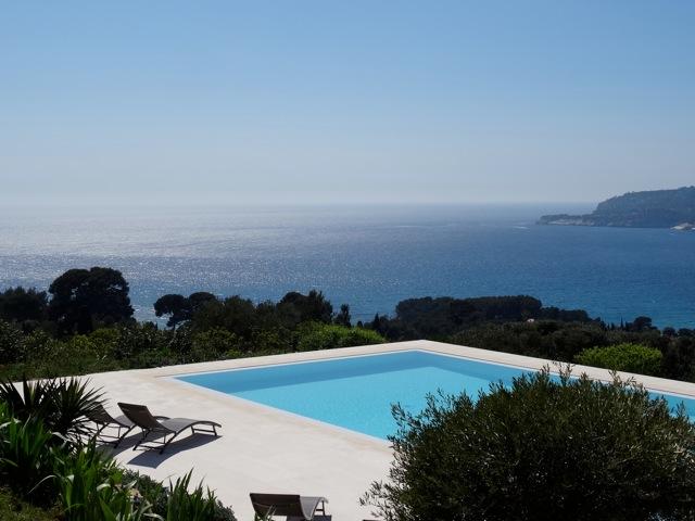villa vue mer pour production de film à marseille