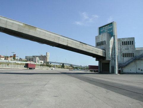 decor urbain pour production photo marseille