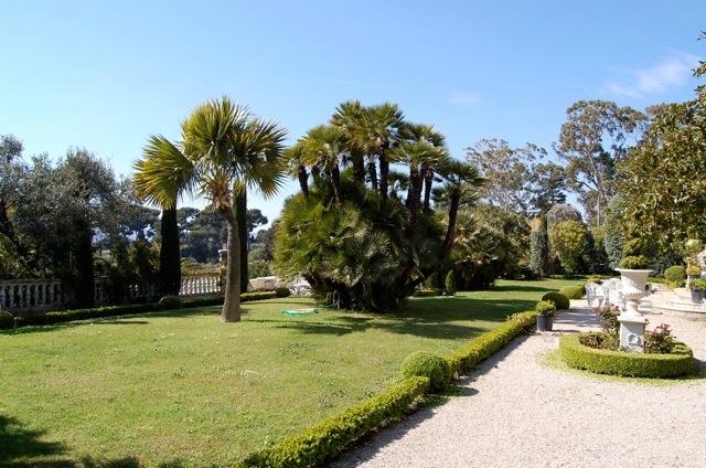 jardins pour production photographique nice