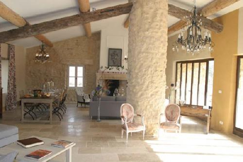 maison pour shooting photo dans le luberon