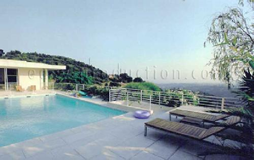 MODERN VILLA TO RENT FOR PHOTOS PRODUCTION IN NICE