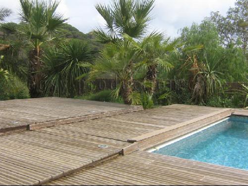 piscine pour prises de vues photos saint tropez