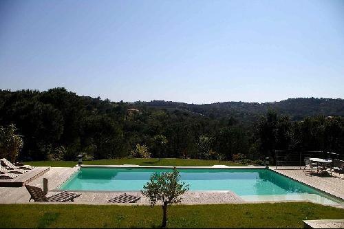 villa moderne pour photoshoot dans le sud de la france