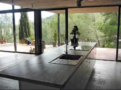 location de villa moderne pour production photos près de toulon
