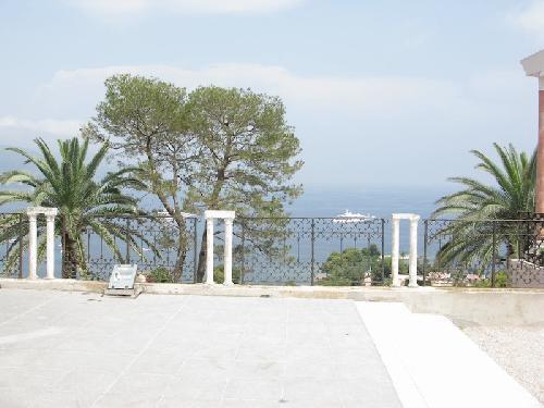décors naturels dans le sud à Nice