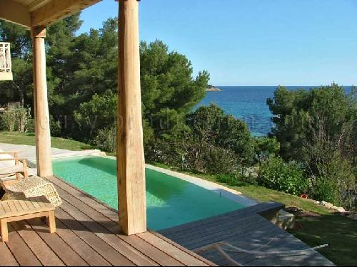 Location de maison contemporaine pour productions photographiques Saint Tropez