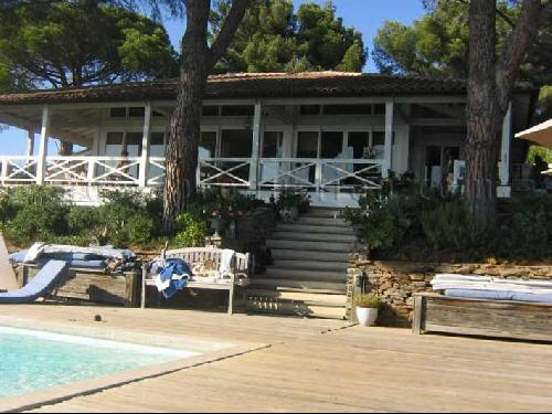 belle villa pour prod photo saint tropez