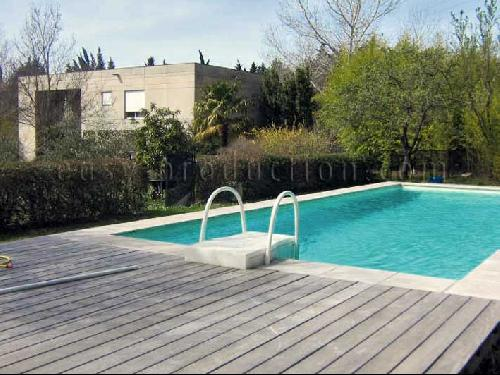 location de maison architecte aix en provence pour production photo