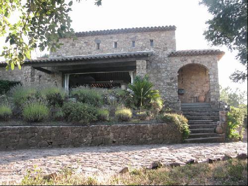 villa pour production photo cannes