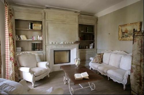 maison contemporaine pour productions photographiques dans le sud de la France