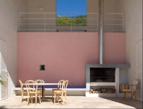 maison pour prise de vue photo dans les Alpes Maritimes