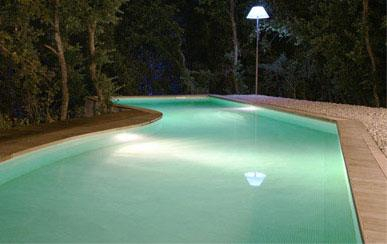 piscine pour production photo var