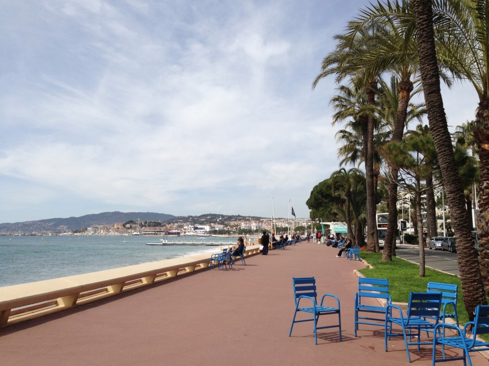photographic production in cannes on the french riviera