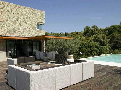 Villa moderne pour shooting photo dans le Lubéron