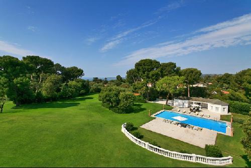villa avec piscine pour production photographique a nice